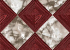 Luxurious Background Removable Reusable Wallpaper Diamond Marble And Wooden Pattern